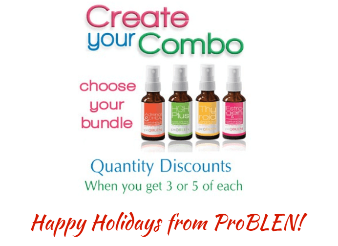 ProBLEN Hormone Booster Custom Bundles: The Perfect Holiday Gift