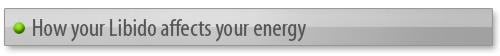 Libido Hormone Booster Energy Banner